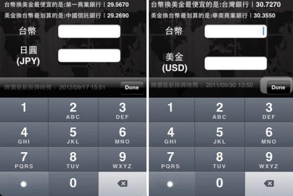 台灣匯率王 App
