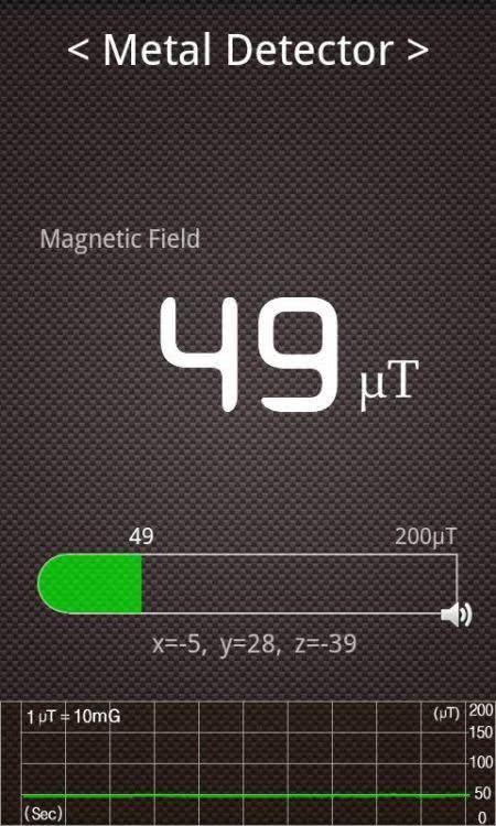 金屬探測器 App