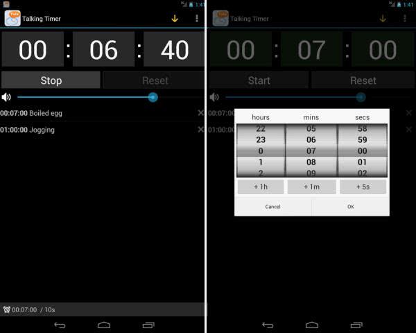 語音倒數-中文語音計時器App