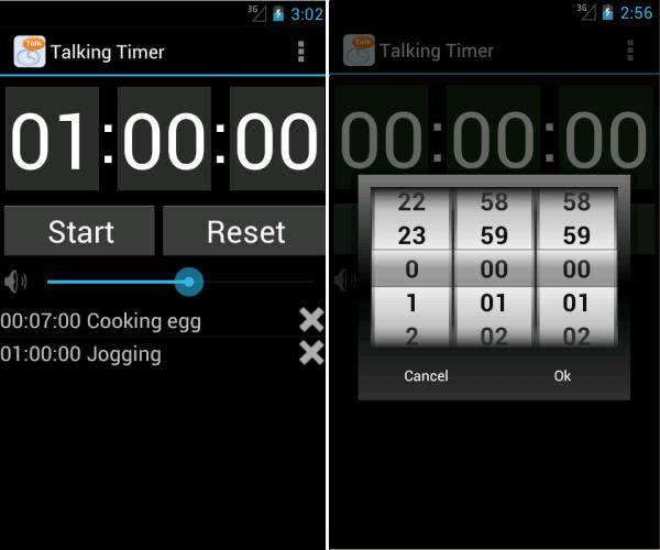 語音倒數-中文語音計時器 App